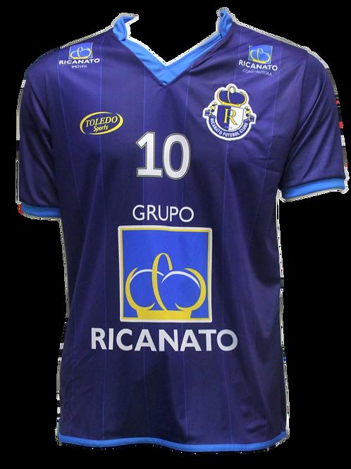 Camisa Azul RICANATO FC Toledo Sports