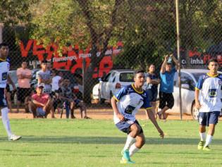 Capital e União de Palmas empatam sem gols na segunda rodada do sub-19
