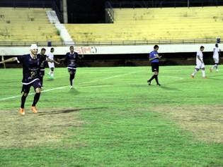 Pa-trick Hat-trick: Ricanato vence o Palmas com três gols do camisa 11