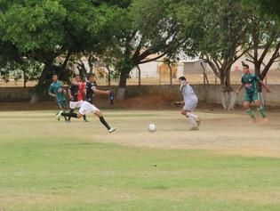 Capital FC se classifica com vitória de 5 a 2 sobre o Alvorada