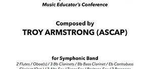 The Rusted Heart- for Symphonic Band