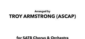 Adeste Fideles - SATB Chorus (w/Orch)