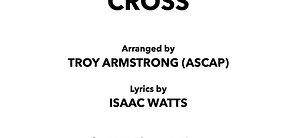 When I Survey the Wondrous Cross - SATB Chorus/Piano