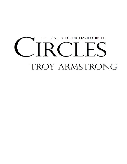 Circles - for Orchestra