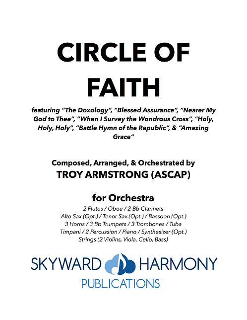 Circle of Faith - for Orchestra