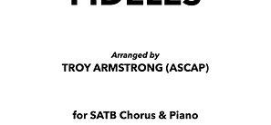 Adeste Fideles - SATB Chorus/Piano