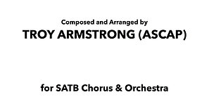 Building On Our Promises - SATB Chorus (w/Orch)