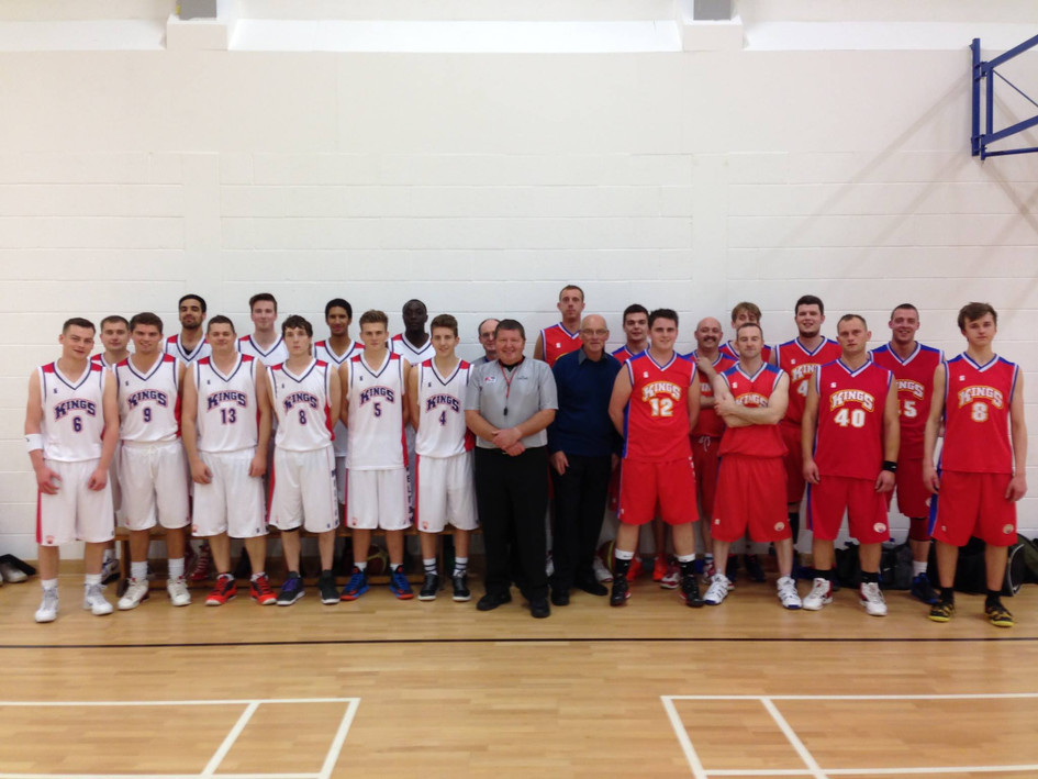 Kings A and B Team - 2014