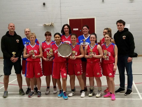 Women's Plate Winners - 2015
