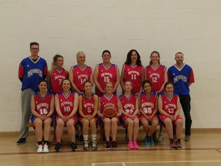 Womens Team 2016