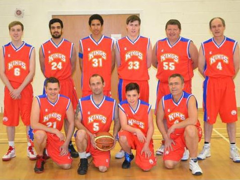 Kings C Team - 2011 / 2012