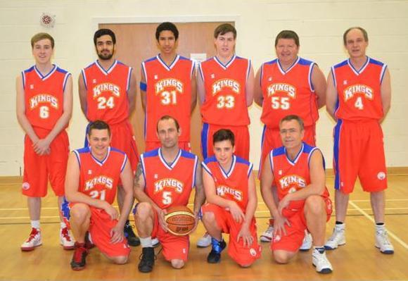 Kings C Team - 2011 / 2012