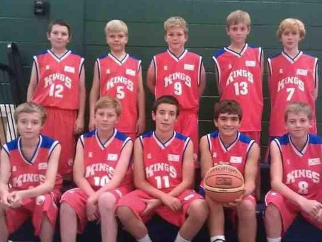 Kings U14 - 2012