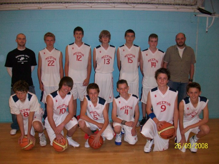 Kings U16's - 2008 / 2009
