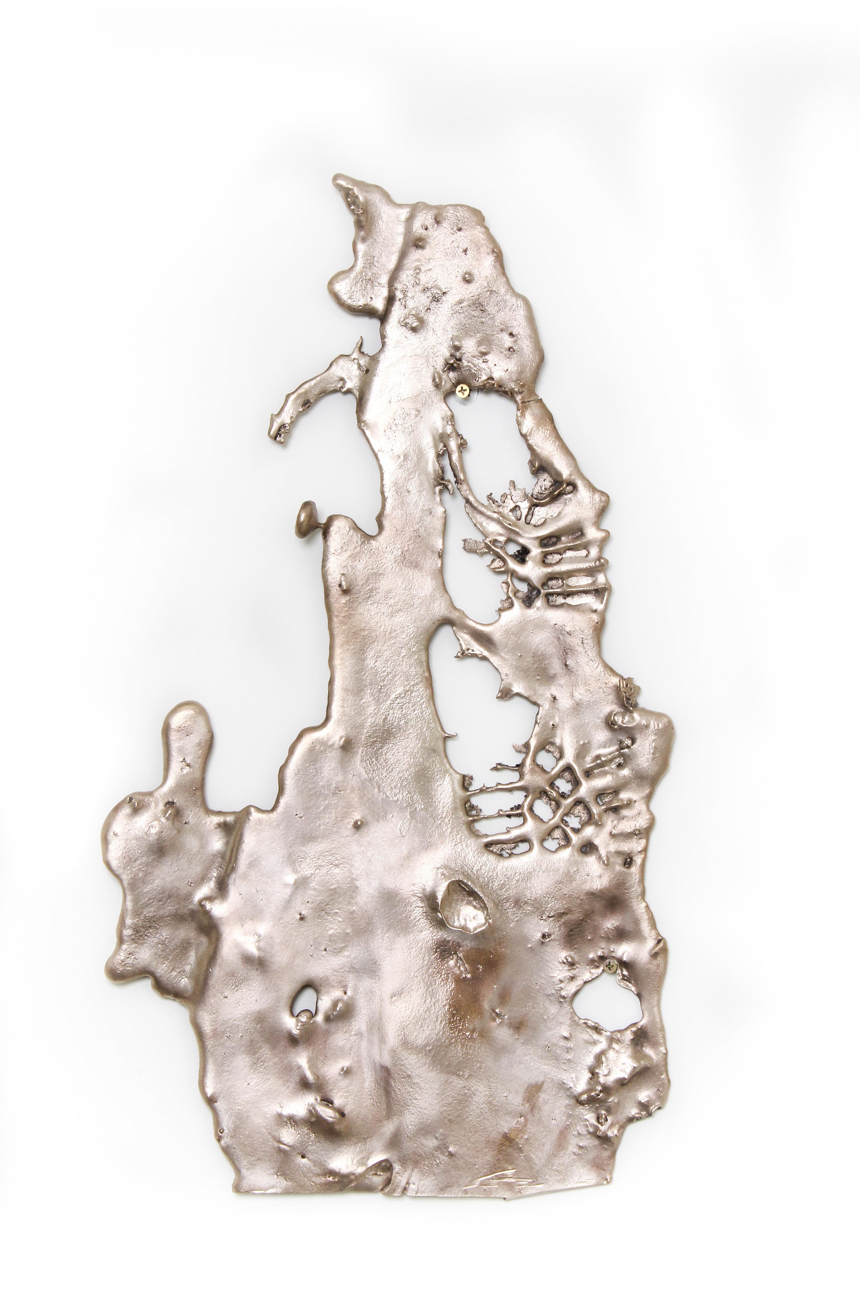 Bronze Bootprint