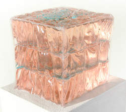 Turquoise Blood Cube