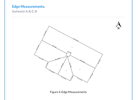 Roof Measurements by drone. Fast, efficient and safe  service by Firefly Aerial Imaging