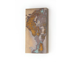 Bronze Patina Painting l