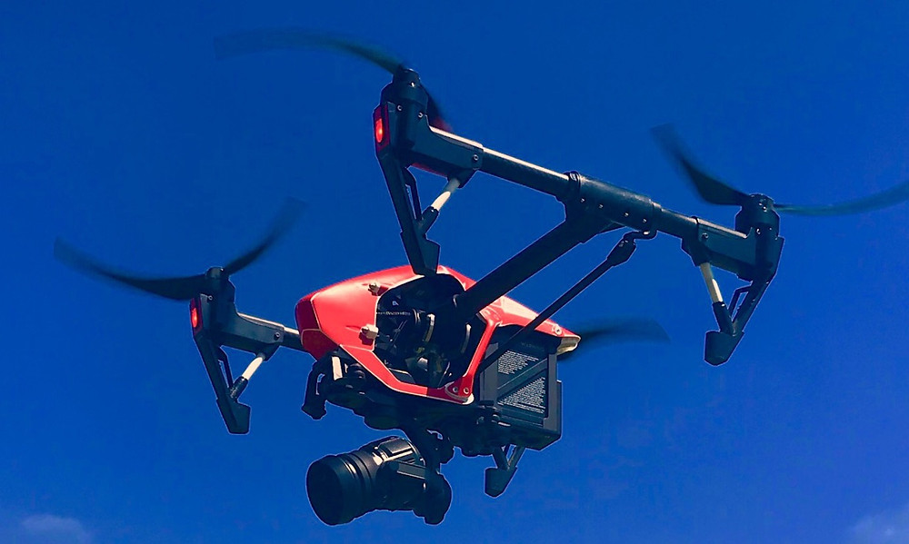 Firefly Aerial Imaging Ltd, our Inspire 1 Pro.