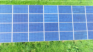 Solar farm Inspections by drone, Firefly Aerial Imaging, Worcester