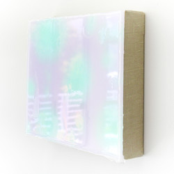 Ghost Blurs (green, lavender)