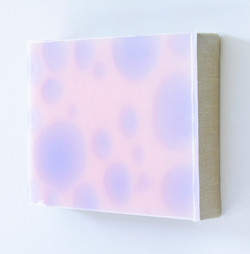 Ghost Blurs (peach, pink)
