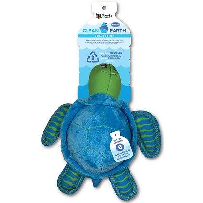 Clean Earth Plush Turtle