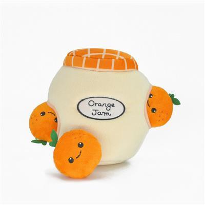 Orange Jam - Jammy Jam Burrow Toy