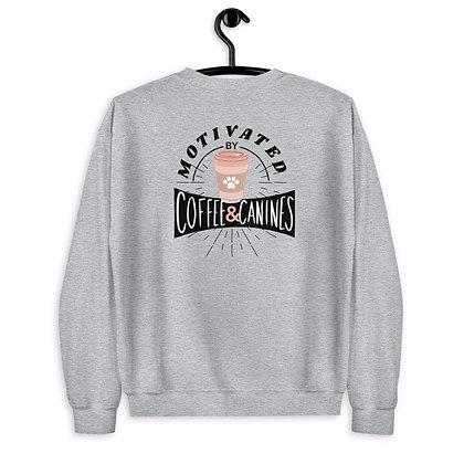 Coffee and Canines Sweatshirt