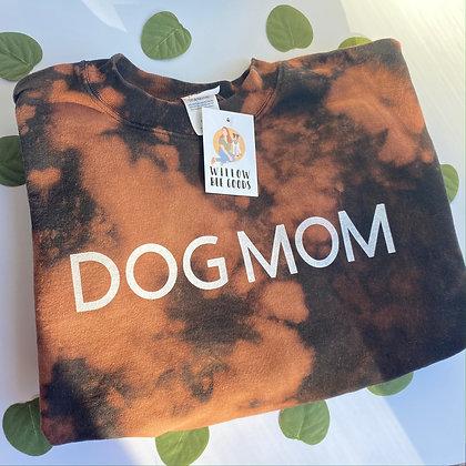 Dog Mom Sweatshirt (Screen Print)