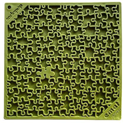 Jigsaw Design Emat Licking Mat