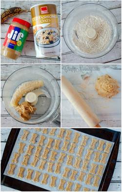 3 Ingredient Cookies