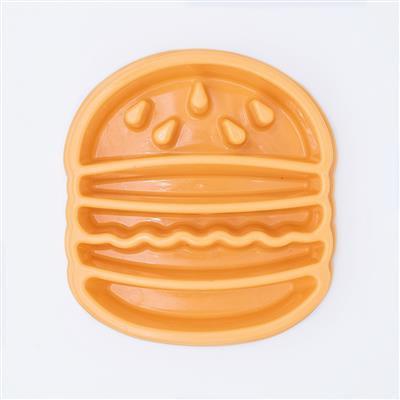 Hamburger Slow Feeder Bowl