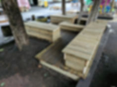Playground Equipment Supplied for North London Primary School
