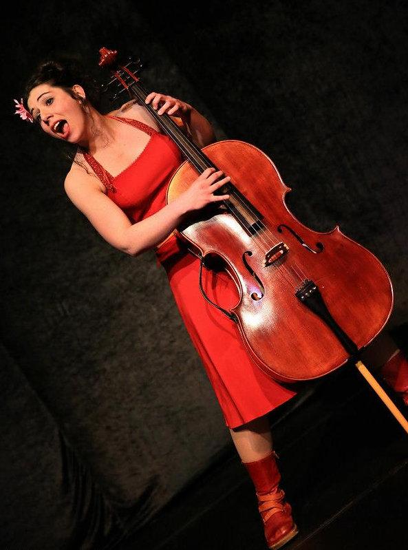 Singing Telegram Cello