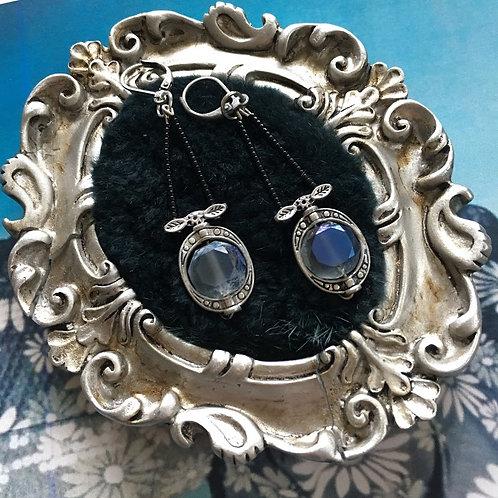 Mystic Crystal Earrings