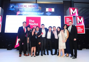 Singapore's independent media agency bags local hero award