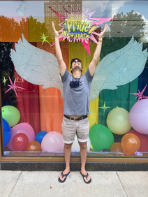 Pride Wings Community support