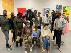 Artfront Sustainable Fashion pop up Lower Broadway Newark