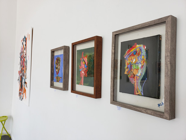 Artfront Galleries curated/2019 LGBTQ+ show