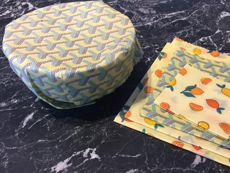 Tuto cadeau de Noël DIY et Zéro Déchet : les emballages cirés (beewraps)