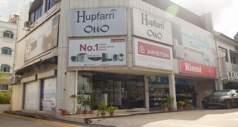 HOME | SINGAPORE BATHROOM & KITCHEN GALLERY| Hupfarri OttO | UBI |