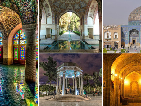 Iranians flood Twitter with beautiful images of cultural sites after Trump threatens to destroy them