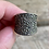 Thumbnail: Art Deco sterling silver ring size 6