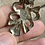 Thumbnail: Vintage sterling silver cross