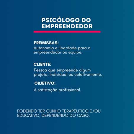 Psicóloga do Empreendedor