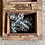 Thumbnail: Antique Vatican crystal rosary w/ hand carved wood box