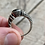 Thumbnail: Antique sterling silver tigers eye ring size 7 1/2