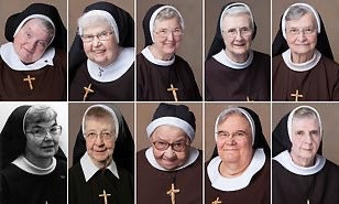 COVID-19 claims the lives of 13 nuns who devoted their lives to service, education, and musical arts