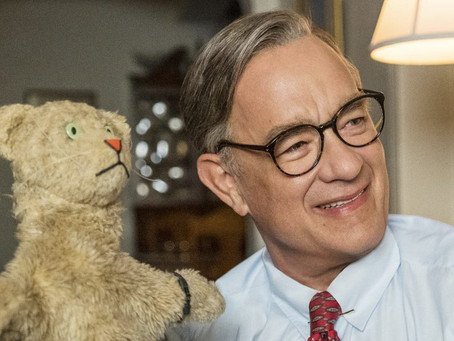 First look at Tom Hanks as Mister Rogers and why it matters so very much